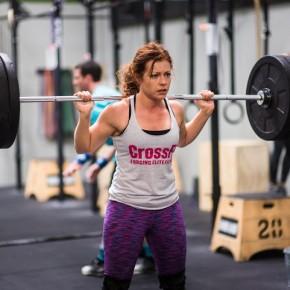 SnoRidge CrossFit_Back Squat