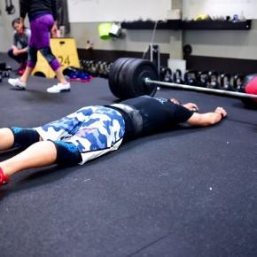 SnoRidge CrossFit_1RM Miss