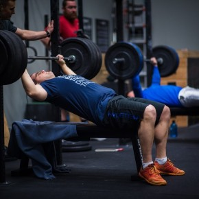 SnoRidge CrossFit_Bench