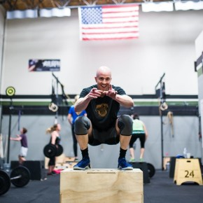 SnoRidge CrossFit_Box Jump