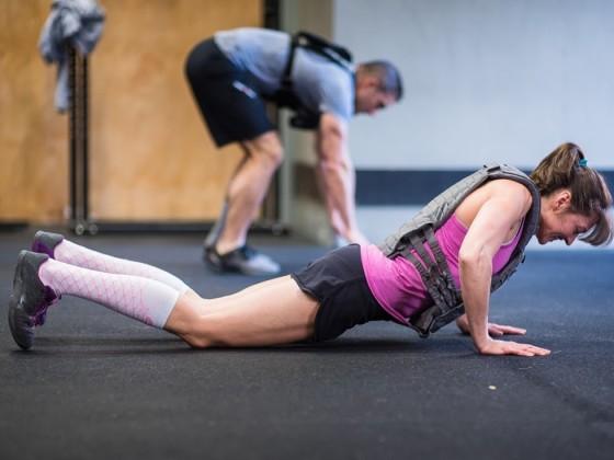 SnoRidge CrossFit_Coach Jill