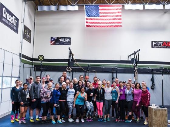 SnoRidge CrossFit_Everyday Warrior_Group