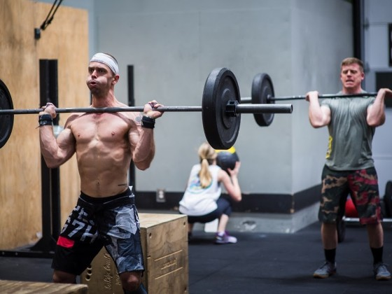 SnoRidge CrossFit_Hang PC