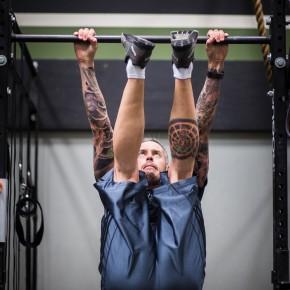 SnoRidge CrossFit_Toes to Bar