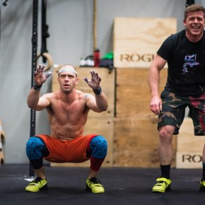 SnoRidge CrossFit_Air Squats