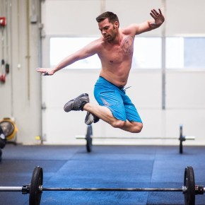 SnoRidge CrossFit_Jump for joy