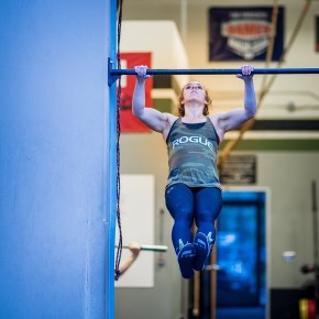 SnoRidge CrossFit_Pull-up