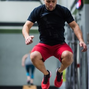 SnoRidge CrossFit_Box Jump