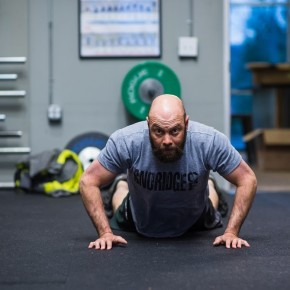 SnoRidge CrossFit_Burpee