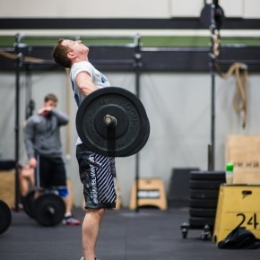 SnoRidge CrossFit_Finish