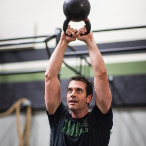 SnoRidge CrossFit_KB_Mike