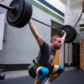 SnoRidge CrossFit_OHS