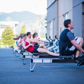 SnoRidge CrossFit_Row Chipper