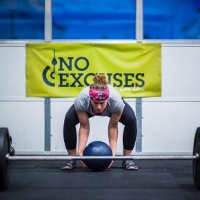 SnoRidge CrossFit_Slam Ball