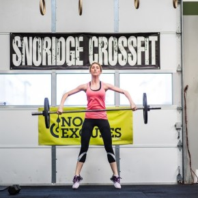 SnoRidge CrossFit_Snatch