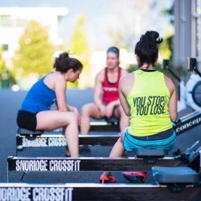 SnoRidge CrossFit_After WOD