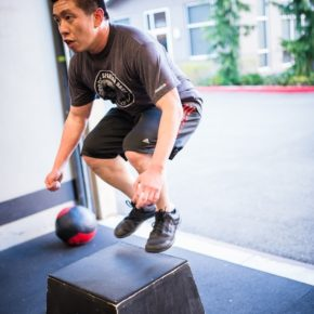 SnoRidge CrossFit_Box Jumps