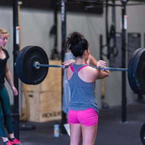 SnoRidge CrossFit_Front Rack Hold
