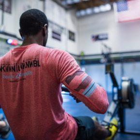 SnoRidge CrossFit_Row