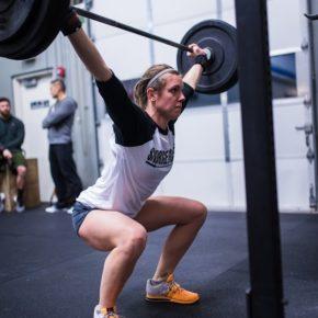 SnoRidge CrossFit_Snatch Balance