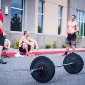 SnoRidge CrossFit_Alley