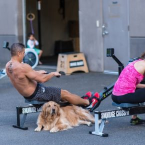 SnoRidge CrossFit_Coach Zoe
