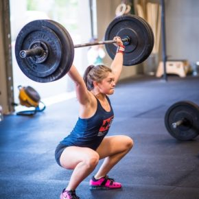 SnoRidge CrossFit_OHS Jules