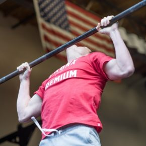 SnoRidge CrossFit_Pull-ups_Fran