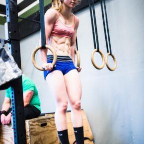 SnoRidge CrossFit_Ring Dip