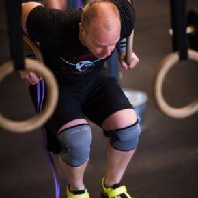 SnoRidge CrossFit_Ring Dips