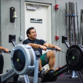 SnoRidge CrossFit_Rowing