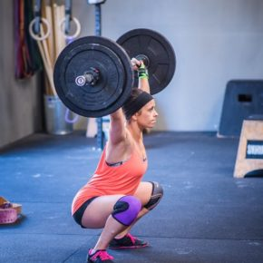 SnoRidge CrossFit_Squat Snatch