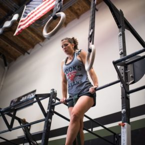 SnoRidge CrossFit_Bar MU