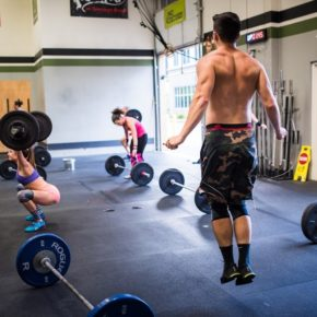 SnoRidge CrossFit_DU Snatch
