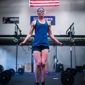 SnoRidge CrossFit_DU_Flag