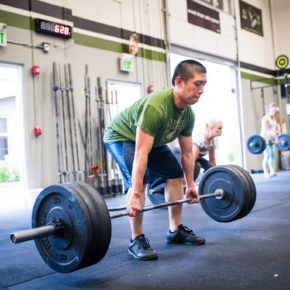 SnoRidge CrossFit_Deadlift_David