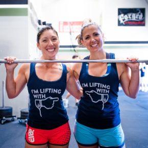 SnoRidge CrossFit_Lifting Buddies