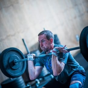 SnoRidge CrossFit_Max FS