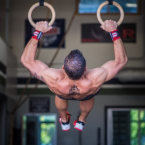 SnoRidge CrossFit_Muscle-up
