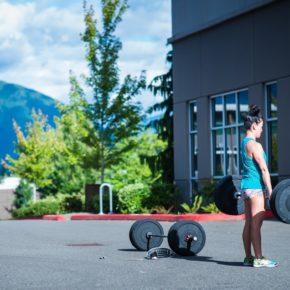 SnoRidge CrossFit_Outside DL