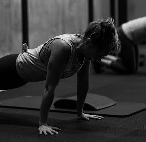 SnoRidge CrossFit_Push-up