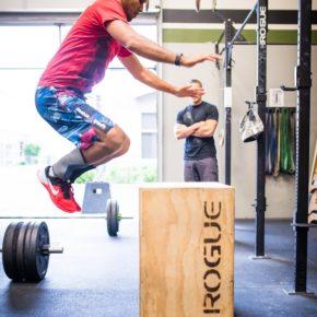 SnoRidge CrossFit_Tall Box Jump