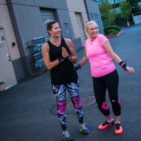 SnoRidge CrossFit_Team Debbie_DIane