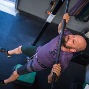 SnoRidge Crossfit - Weighted Pull-up