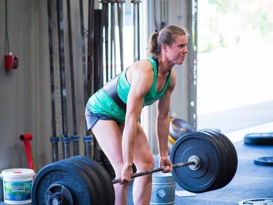 Snoridge CrossFit_DL 3RM