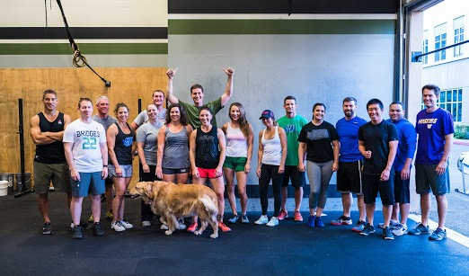 SnoRidge CrossFit_100 WOD