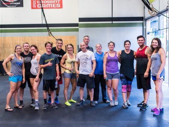 SnoRidge CrossFit_100th WOD Diane