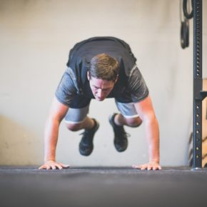 SnoRidge CrossFit_Burpee