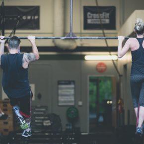 SnoRidge CrossFit_EMOM Pull-ups