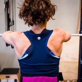 SnoRidge CrossFit_Rack